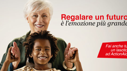 ActionAid -banner